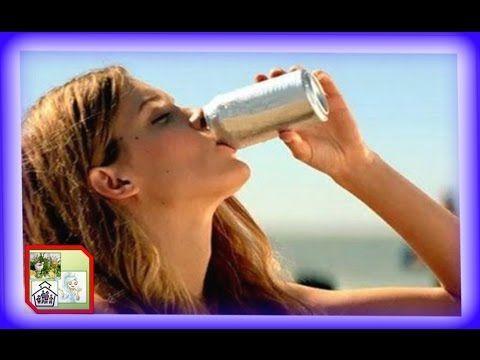 Después de ver este video, dejarás de beber directamente de las latas