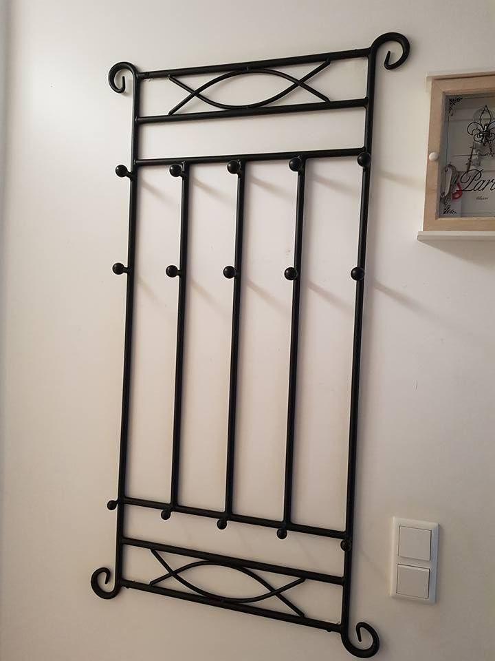 Schon Garderobe Aus Eisen Grill Gate Design Gate Design