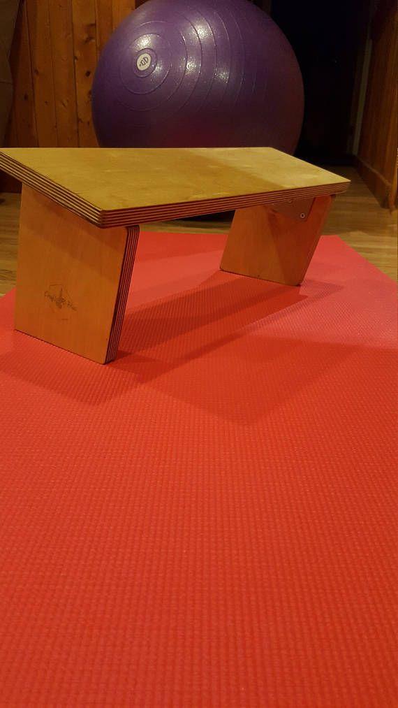Meditation bench. Yoga bench https://www.etsy.com/uk/listing/578774638/meditation-bench-stool-yoga