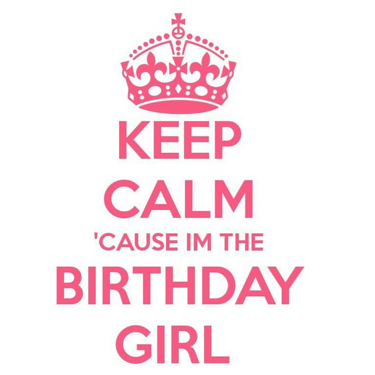 Quotes About A Birthday Girl: Its My Birthday Sweet 16