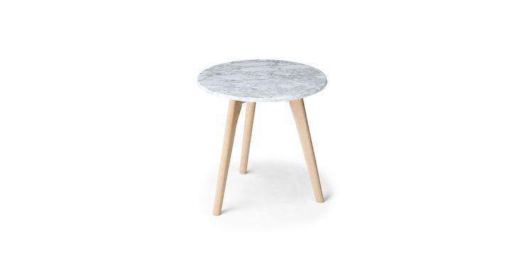 Mara Oak Side Table - Coffee Tables - Article | Modern, Mid-Century and Scandinavian Furniture
