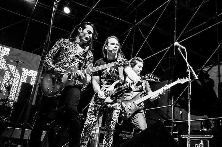 The Madcap Delici Kuvvet  Selçuk - Deniz - Doruk  #zrf2017 #rock #hairmetal #glammetal #hardrock #heavymetal #glamrock