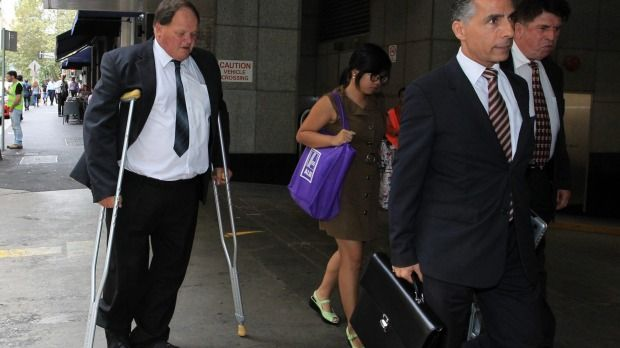 ICAC Botany Bay Council inquiry: Gary Goodman recounts the day he got busted