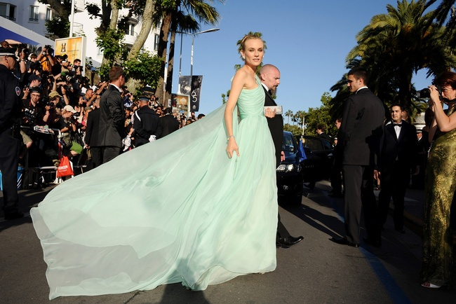 Diane Kruger - Festival de Cannes 2012