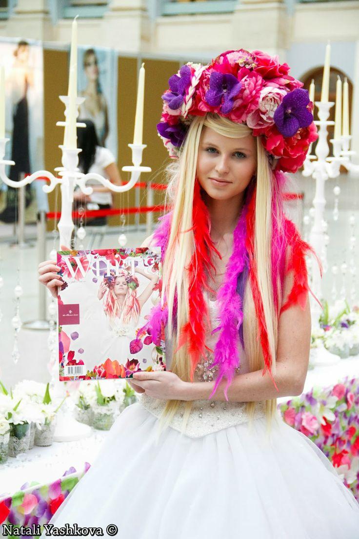 Новости из мира моды и красоты: Дни свадебной моды в Москве