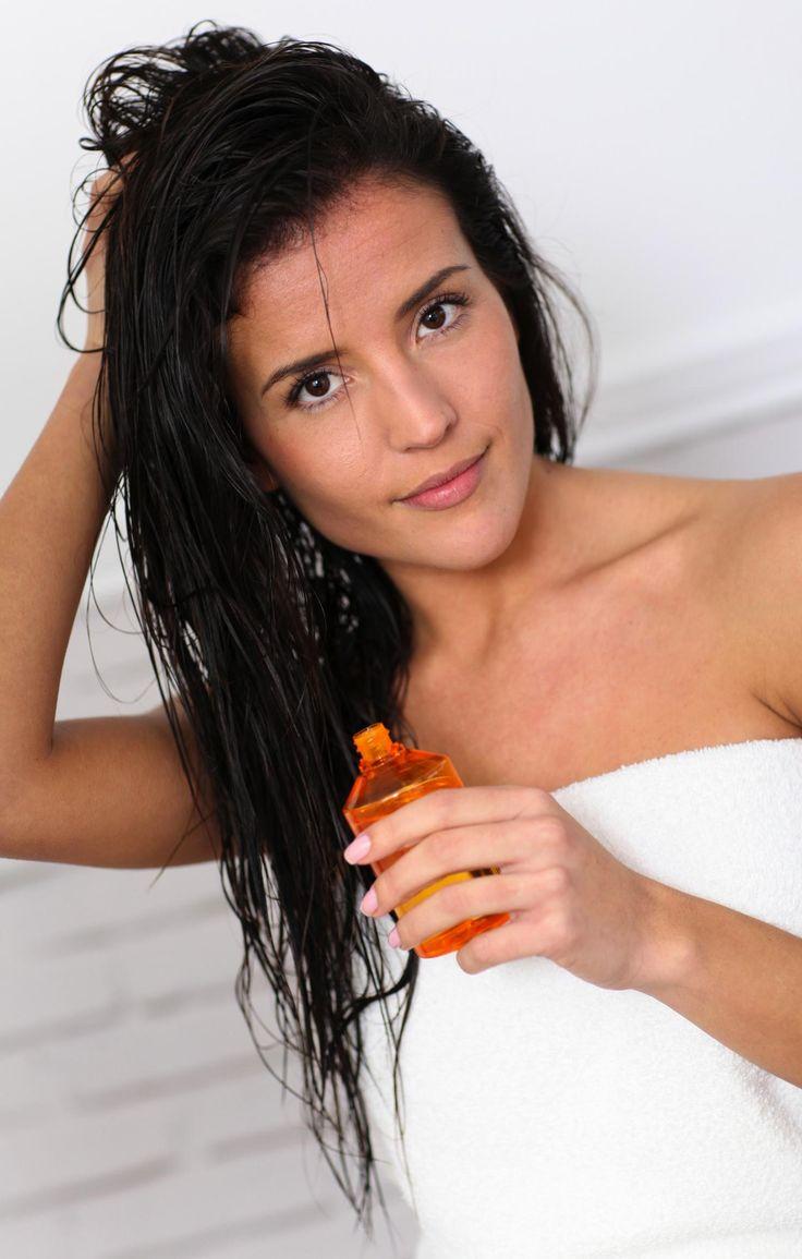Cosmetic Kitchen: DIY Hair Treatments