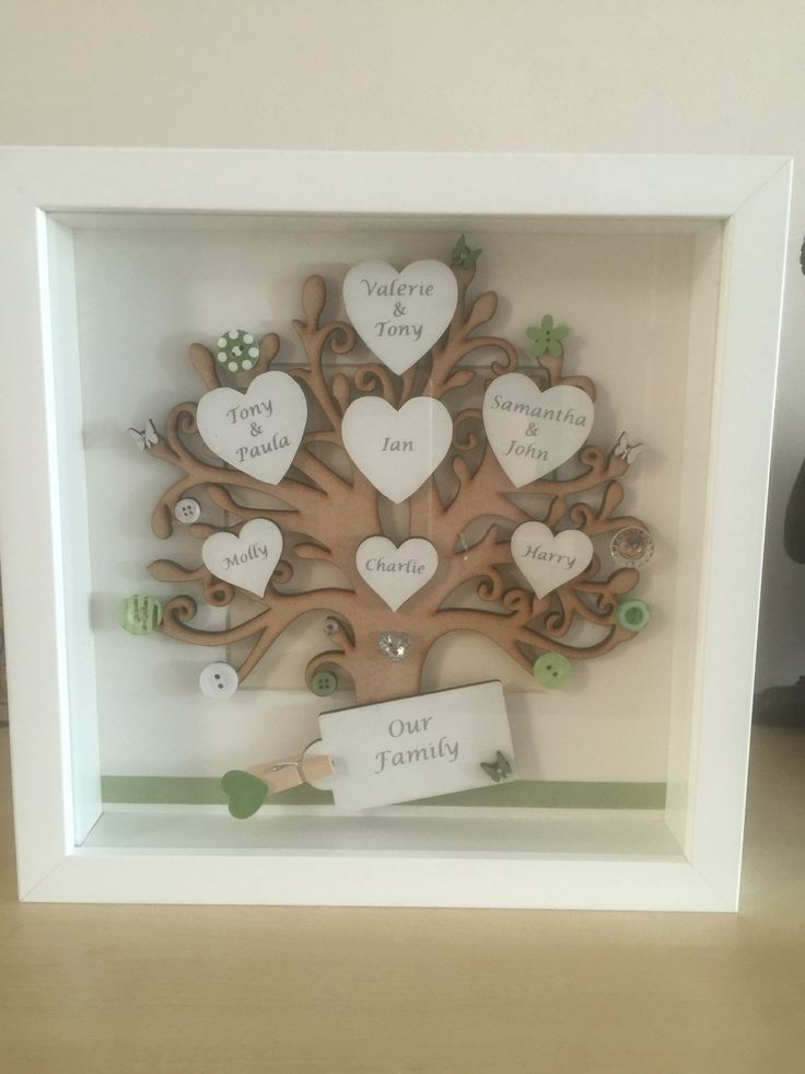 Beautiful Family Trees ~ various sizes, a beautiful gift to give yourself or a family member ❤️