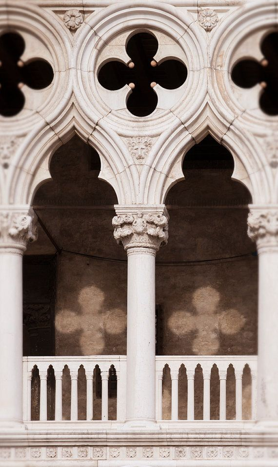 Venice Travel Photography   Architectural Decor by GeorgiannaLane