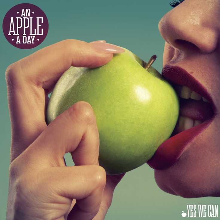 An Apple A Day. Yes We Can (2013).