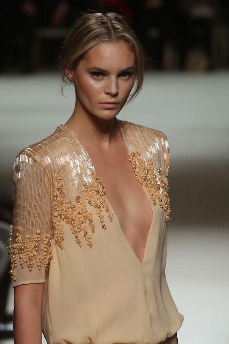 GEORGES HOBEIKA COUTURE SPRING SUMMER 2012 COLLECTION PARIS