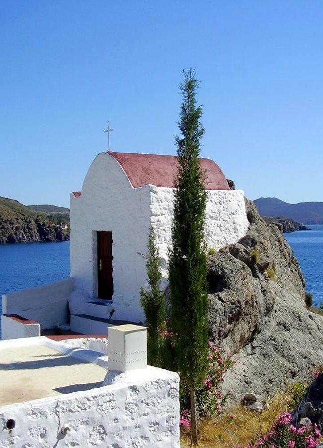 Patmos Island (Dodecanese), Greece