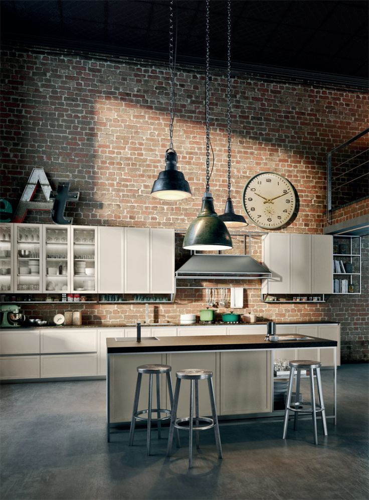 5449 best Industrial and Loft Living images on Pinterest | Home ...
