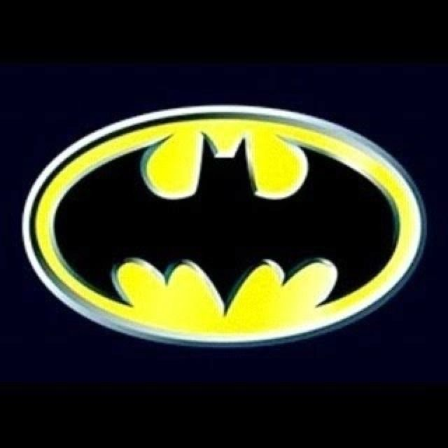 You gotta have the Bat Symbol or signal,man. Instant image recognition. Batman is the best marketing Super Hero besides Spiderman I think.