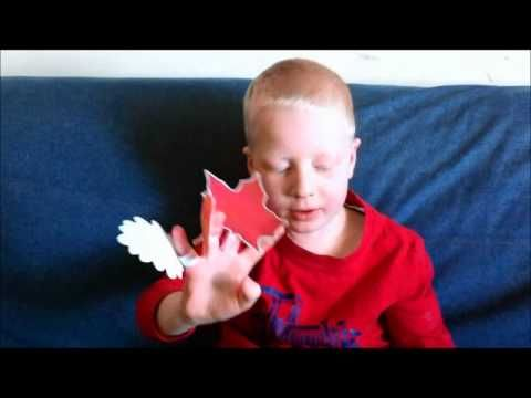 Printable Autumn Leaf Puppets and a Song - Picklebums