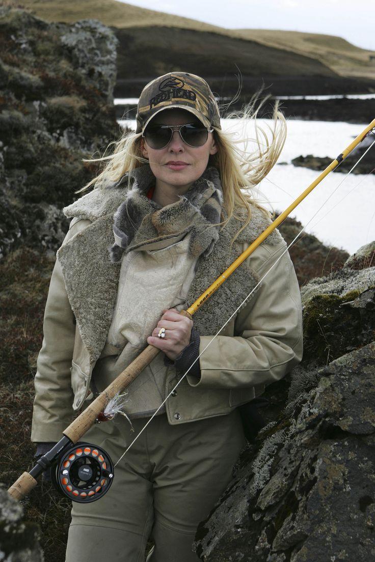 female fly fisher   SwittersB & Exploring  Girls Fly Fishing