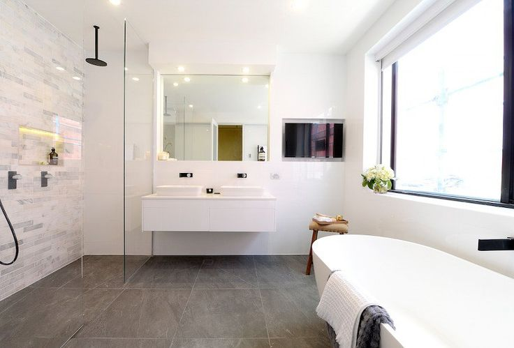 The kitchen ensuite and deck reveal doing our block - 17 Best Images About Bathroom On Pinterest Bathroom