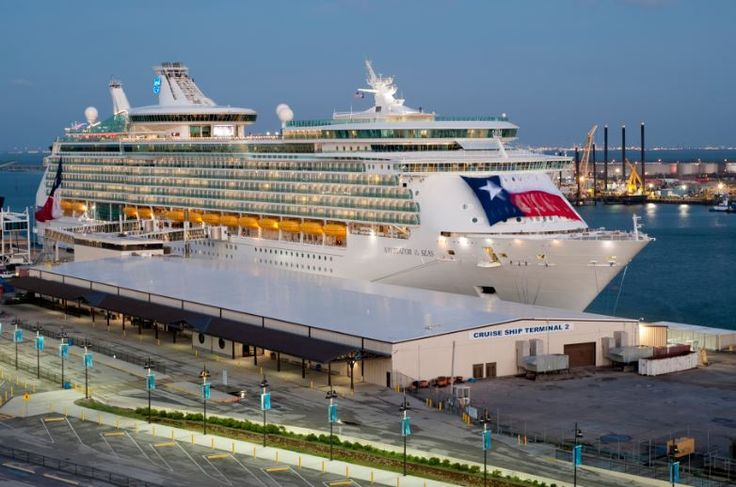 Navigator of the Seas is ready to set sail after a complete revitalization. #cruise #caribbean #texas #galveston