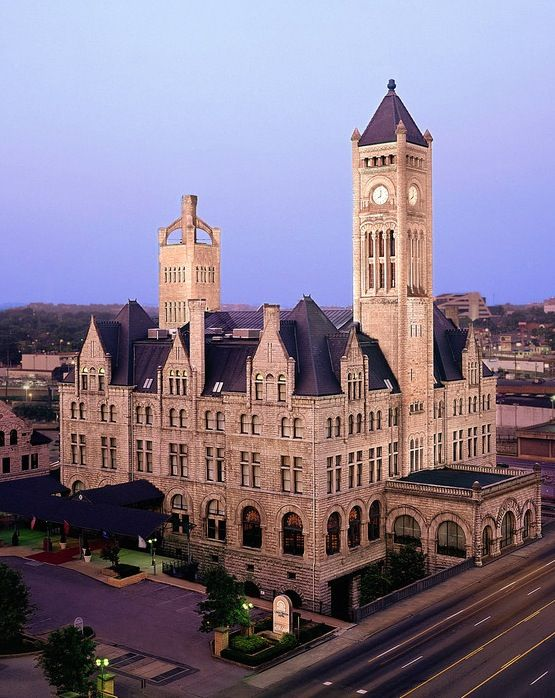 Union Station Hotel - Nashville, TN