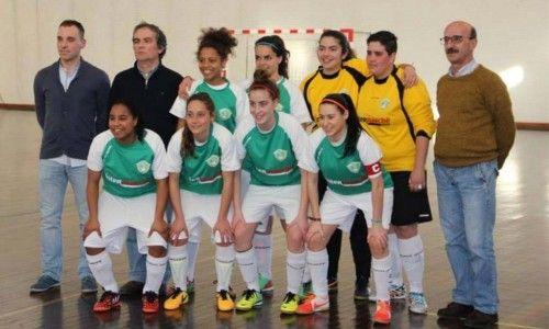 Futsal feminino: SIR prepara-se para disputar a Taça Nacional integrando a série «E»