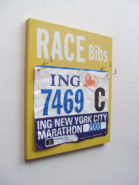 Running bibs - I need to make one for Sarah & Justin!
