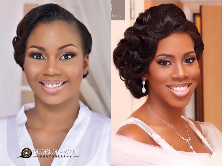 Nigerian Wedding Presents 25 Incredibly Stunning Natural Bridal Makeup Inspiration