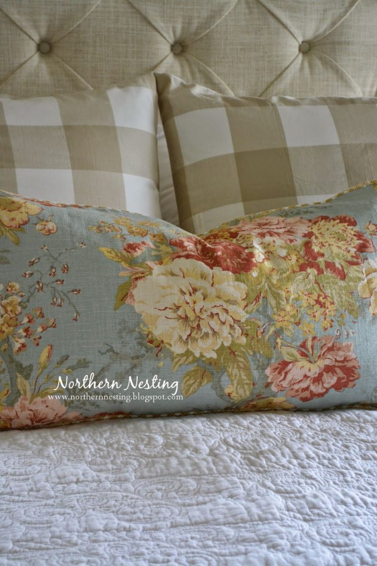 Northern Nesting: The Master Bedroom