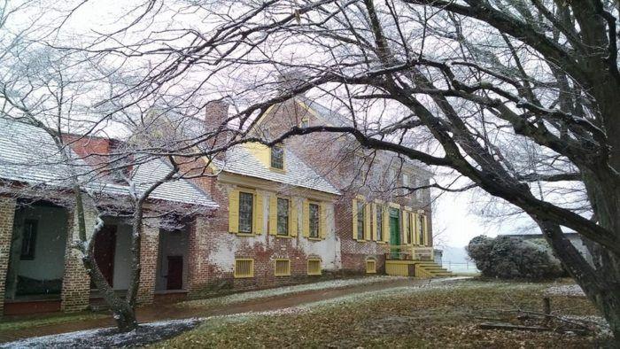 15. John Dickinson Plantation, Dover