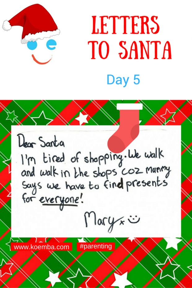 3 things to remember when buying presents for children. Helpful advice for parents with love from Santa.  #ChristmasList #Christmas  #parenting #LettersToSanta