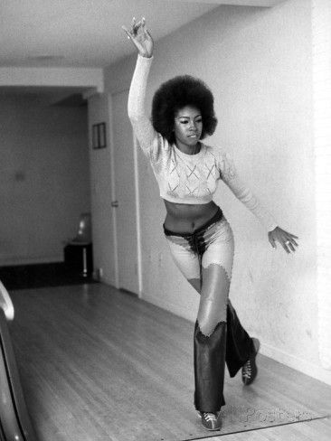 Mary Wilson, 1971 Photographic Print by Isaac Sutton at AllPosters.com