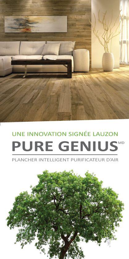 Planchers de bois franc | Produits | La Tuilerie