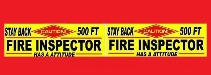 fire inspector facebook cover