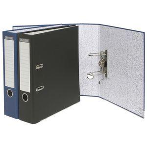 J.Burrows A4 Lever Arch Folder Black
