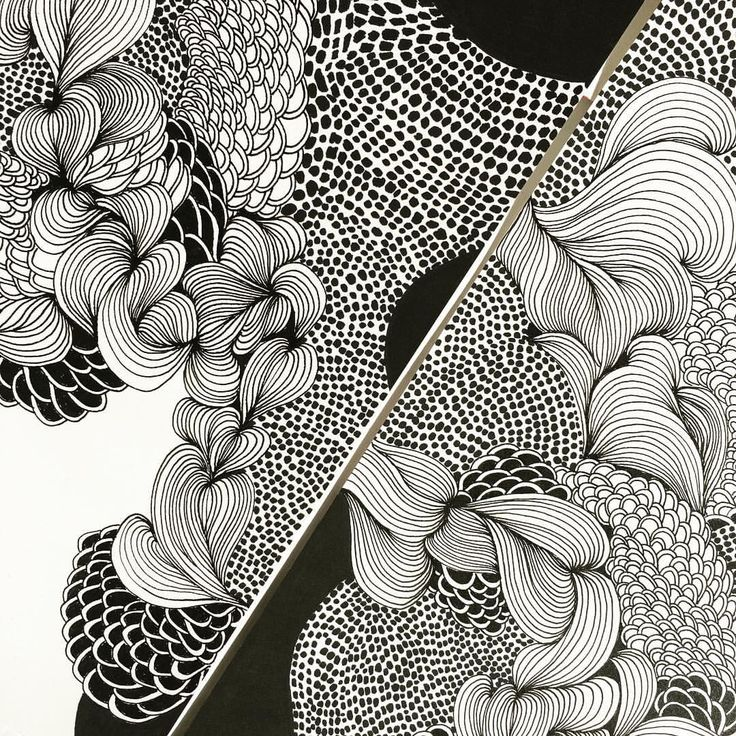 "7 Likes, 1 Comments - Helen Wells (@helenwellsart) on Instagram: ""Two new drawings have joined my @artfinder_com shop this week #art #artist #blackandwhite #pattern…"""
