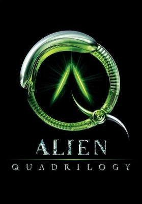 DVD: Alien Quadrilogy - Alien / Aliens / Alien 3 / Alien Resurrection  #gifts #holidays #christmas #DVD