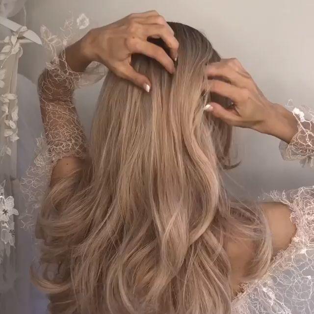 Easy Updos Hair Tutorial