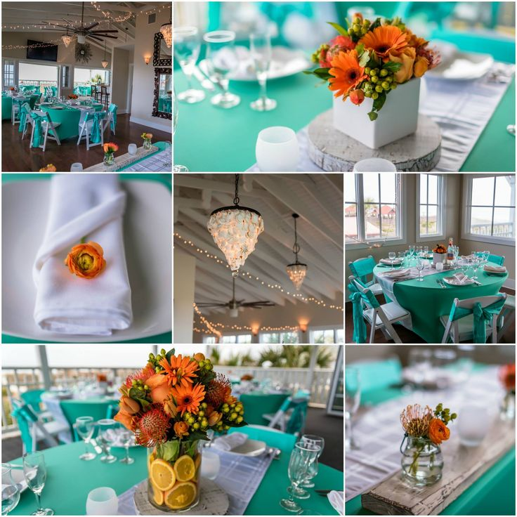 The Ocean Club Reception Venue In Amelia Island Sun And Sea Beach Weddings