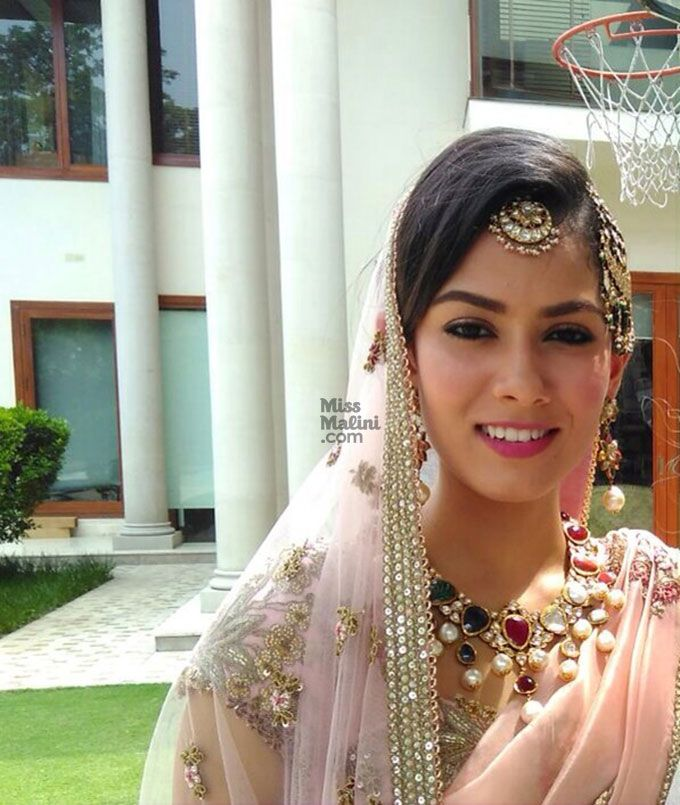 mira rajput in Anamika Khanna - Google Search