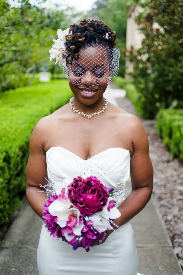 Tremendous 1000 Images About Loc Wedding Hairstyles On Pinterest Short Hairstyles For Black Women Fulllsitofus