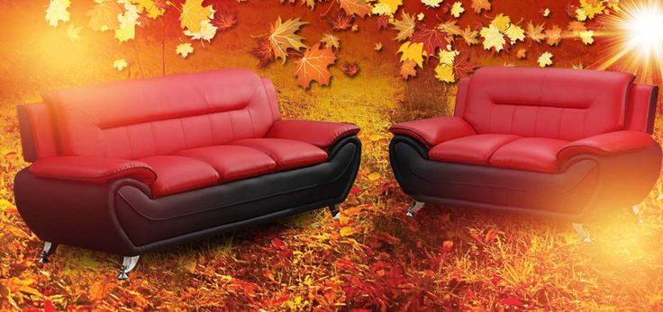 Awesome Autumn Sales Event is just started at JMD Furniture! Get this beautiful Black/Red U2705 Sofa and Loveseat for amazing price! Now it's down to $495.00! Deal ends on Thursday, 09/28 at 23:59PM  Order online at: www.JMDFurniture.com  or visit one of our locations in DMV! Only at JMD Furniture  #JMDFurniture #Fall2017 #Supersale #Sofaandloveseat #Liquidation #JMDPrice #JMDValue #JMDGuarantee