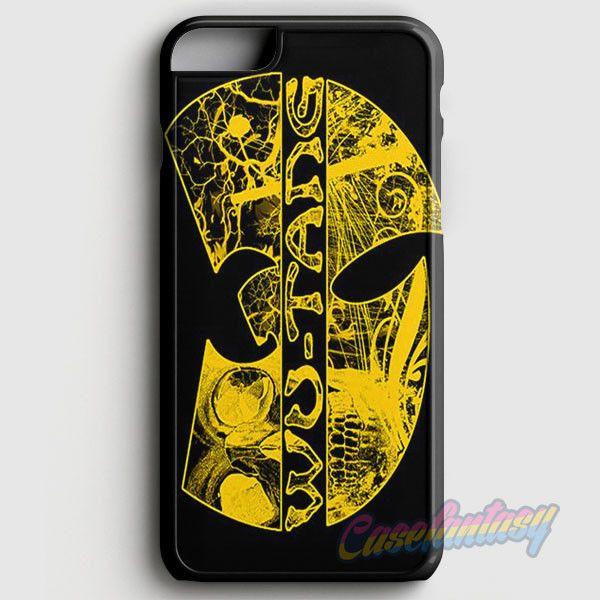 Wu Tang Clan Logo Woowshop iPhone 6/6S Case   casefantasy