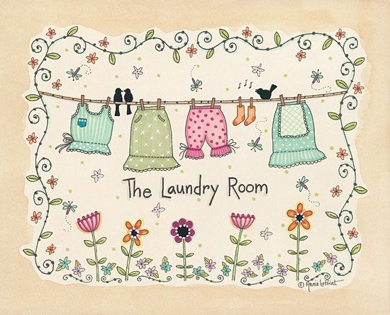The Laundry Room (Annie LaPoint)