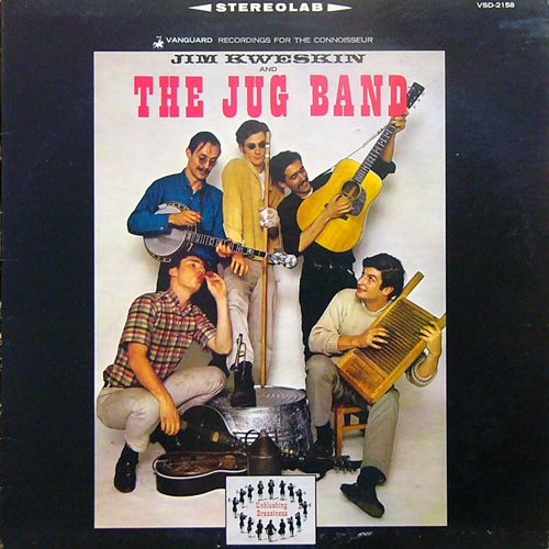 jim kweskin jug band | JIM KWESKIN AND THE JUG BAND / S.T. [USED LP/US] 2310円