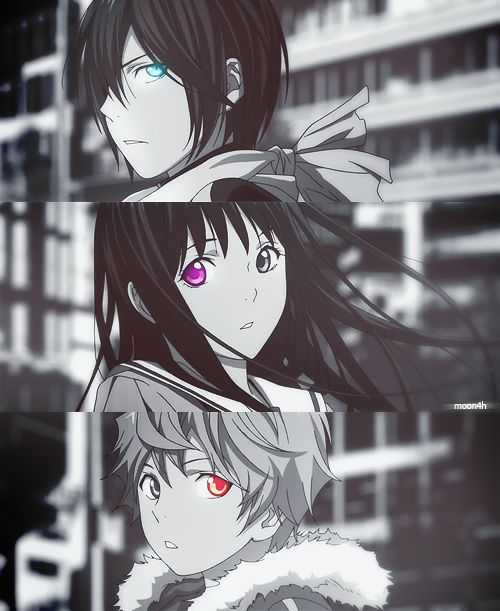 Day 6 of the 30 Day Anime Challenge: Anime you want to watch - Noragami. I have heard so many good stories about it and I really wanna watch it after the current Anime I'm watching now!