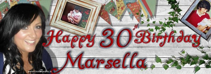 30th Party Banner