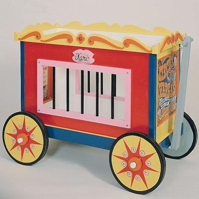 Wood Storage Cart Plans