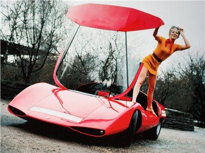 1969 Fiat Abarth 2000 Scorpio