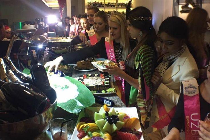 Bonding over Dinner for Miss Tourism International 2016 beauties