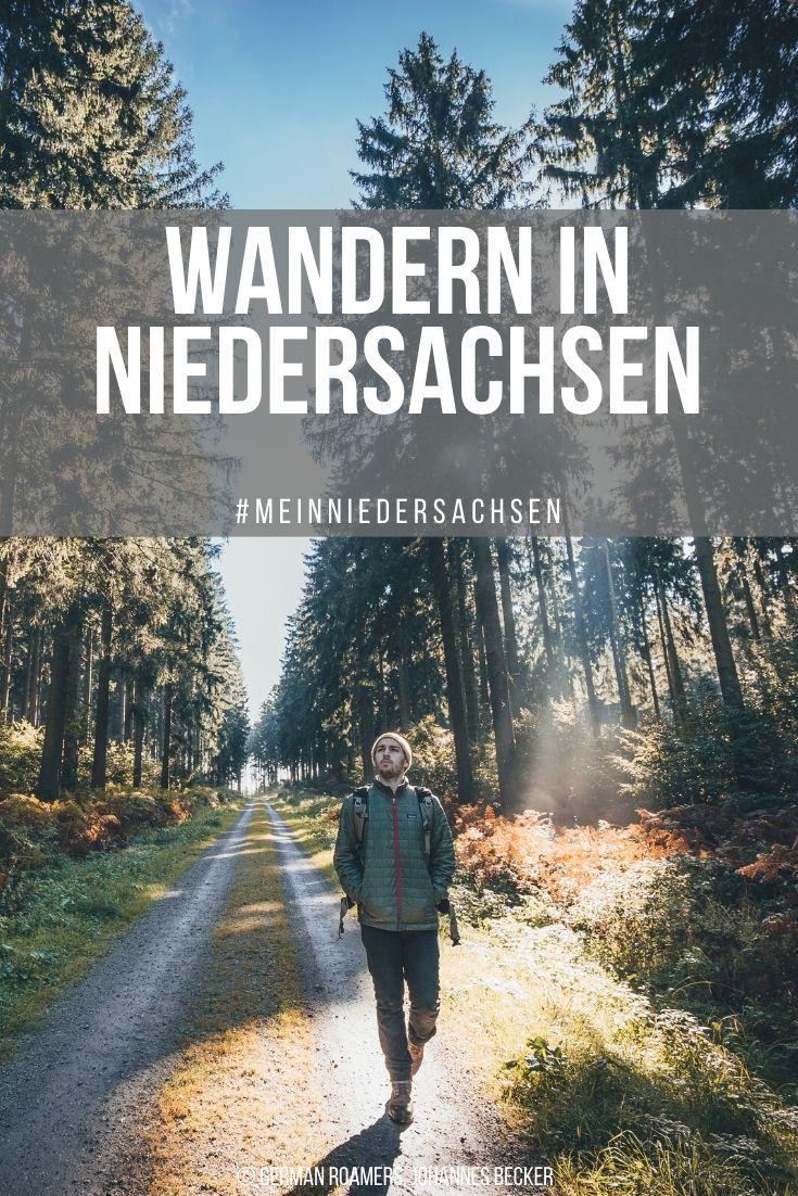 Wandern in Niedersachsen   Wandern, Ausflug, Urlaub reisen