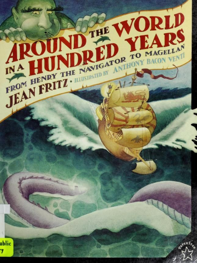 Around the World in a Hundred Years by Jean Fritz