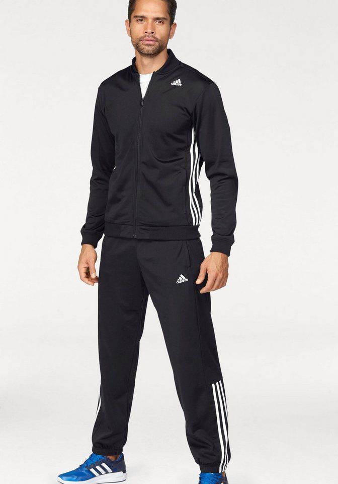 adidas Performance Trainingsanzug »Hooded Track Suit« online kaufen | OTTO